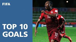 TOP 10 GOALS: FIFA U-20 World Cup New Zealand 2015