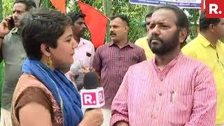 Thiruvananthapuram BJP President Speaks To Republic TV | #Sabarimala
