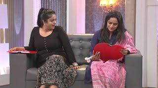 Nakshathrathilakkam I Love letter task for Manju Pillai and Surabhi Lakshmi I Mazhavil Manorama