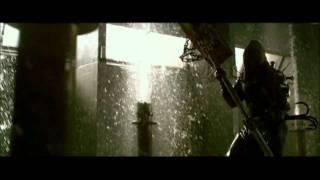 Resident Evil Afterlife Axeman Scene