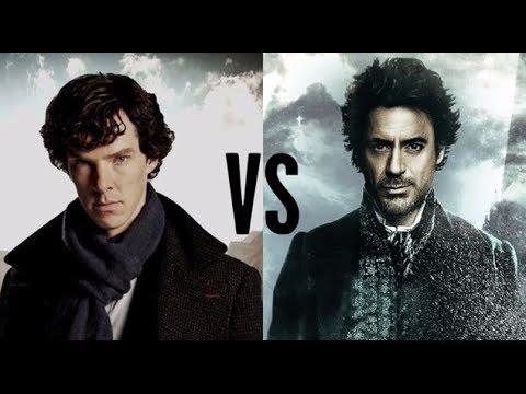 Sherlock Holmes : Robert Downey Jr