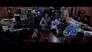 Jupiter Ascending - Bureaucracy Scene