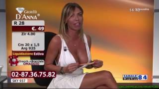 Italian Presenter Big Boobs - Gorgeous Woman