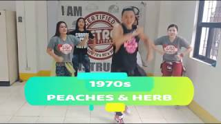 SHAKE YOUR GROOVE THING by Peaches & Herbs | RETROFITNESSPH | RK Takeshi Muraishi