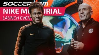 Nike Unleashes New Mercurial in London
