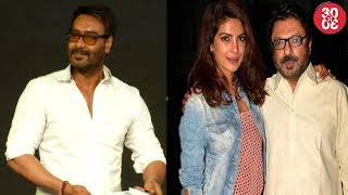 Ajay To Charge 30 Crore For His Next | Bhansali- Priyanka To Co Produce Sahil Biopic Together?