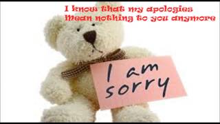 i am sorry letter to mother | Sorry video greeting to mom | How to say sorry to Mom