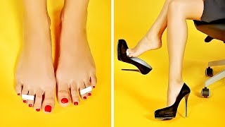 27 SIMPLE SHOE TRICKS TO MAKE YOUR LIFE EASIER