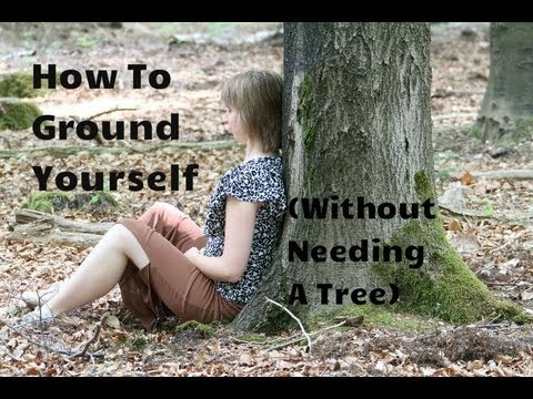 How To Ground Yourself Video Grounding Meditation Tips For Highly Sensitive People HSP