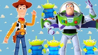 Disney Pixar Toy Story Store  TOYS at Disneyland! Buzz Lightyear Space Ranger Spin