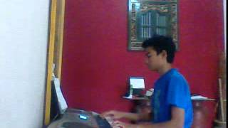 Maroon 5 - Payphone piano cover (Ghany)