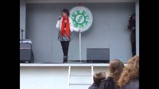 Robina Souilljee live optreden