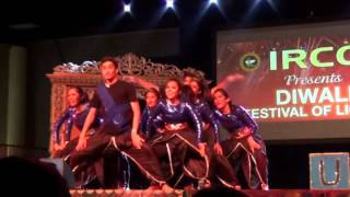 NSU Maasti at Diwali Dhamaka 2015 - First Place
