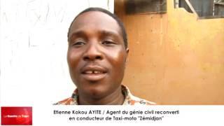 """Parole aux citoyens / Etienne Kokou AYITE """" Le chef de l"""