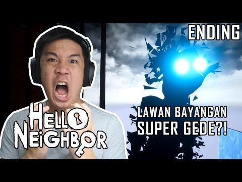 Kisah Tetangga Kita Akhirnya Terungkap! - Hello Neighbor (Indonesia) - Ending