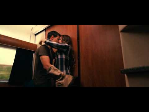 Abduction Kiss Scene Taylor Lautner & Lily Collins
