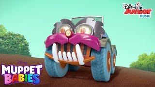 Dirty Zone Music Video | Muppet Babies | Disney Junior