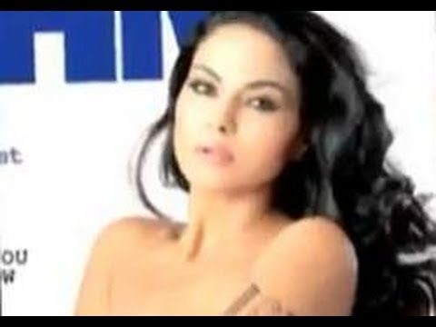 Veena Malik's nude photo shoot in legal trouble