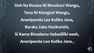 Sauti Sol Kuliko Jana Lyrics Video
