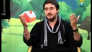 Rangoo ki Kehekashan 39   HadiTV  Guest SYED FARHAN ALI ALIa s  WARIS