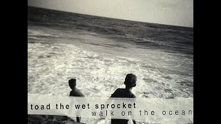 Toad the wet Sprocket - Walk on the ocean (Single Edit)