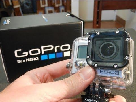 GoPro HERO 3 Black Edition - La meilleure caméra du monde ?