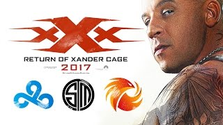 XXX: Return of Xander Cage Fan Meet-up with TSM, Cloud9, and Phoenix1