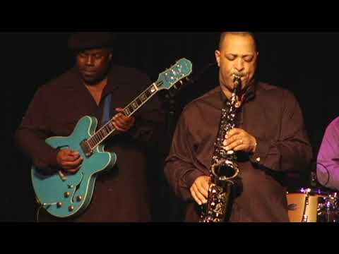 Smooth Jazz Sax Promo - Kevin Moore