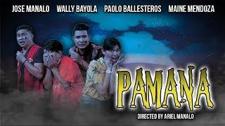 PAMANA   Horror-Comedy TeleMovie (2018)