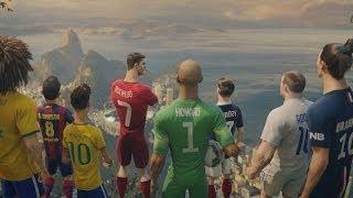 La legión de Nike salva el futuro del fútbol