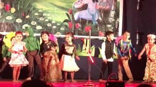 Hello Kids - Jr KG Drama Part - 2