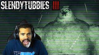 HE SPAWNED A TELETUBBY BIGFOOT!! | Slendytubbies 3 | #2