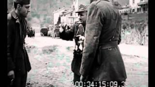 Slovenia - La lotta dei bersaglieri contro i partigiani