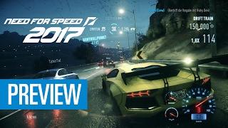 Need for Speed 2017-Preview: Unsere Wünsche für den neuen EA-Racer!