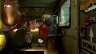Mortadelo y Filemón contra Jimmy el cachondo- Canción del boum