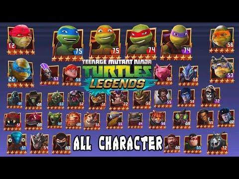 Xxx Mp4 Teenage Mutant Ninja Turtles Legends All Character 3gp Sex