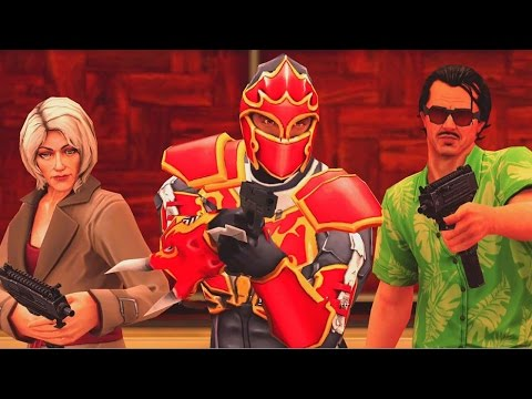 Gangstar Vegas - Get The Girl / Save Karen (Red Dragon Armor)