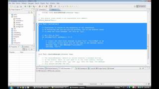 How to Create First Simulation Project in OMNeT++ 4.1.mp4