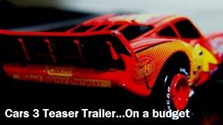 Cars 3 Teaser Trailer... On a budget
