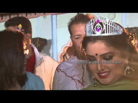 Bhojpuri Actress Amrapali Dubey Special Birthday Celebration