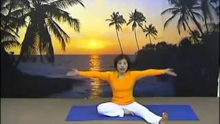 Tư thế đầu kề gối Thư viện Yoga