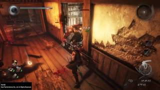 Nioh Gameplay - The Iga Escape - Hot Spring Location