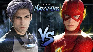 THE FLASH vs QUICKSILVER - Minute Match-Ups: Episode 3