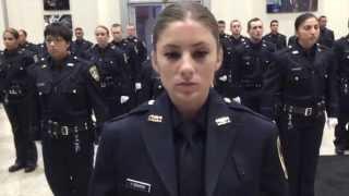 Oakland Police 172nd Basic Academy Class Video