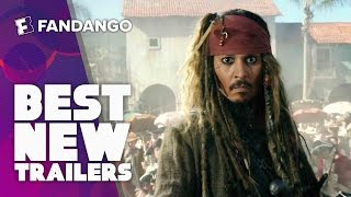 Best New Movie Trailers - March 2017