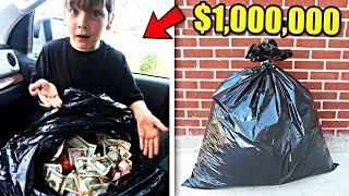 10 اكتشافات غريبة جعلت أصحابها أغنياء جدا بالصدفة....!!!