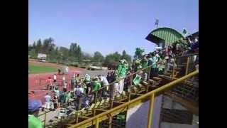 T-R-A en La Pintana Trasandino Campeon 2012 3-division