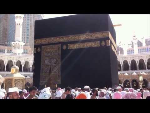 Beeindruckende Bilder der Kaaba in Mekka مناضر جميلة للكعبة