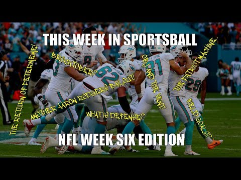 Xxx Mp4 This Week In Sportsball NFL Week Six Edition 3gp Sex