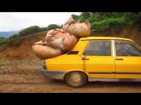 Rize de cay taşıma Toros la nasıl oluyor